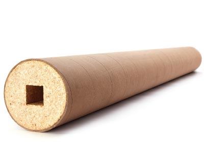 SWP paper-wound belt-winding core